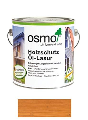 OSMO Holzschutz Öl-Lasur zeder 2.500 ml