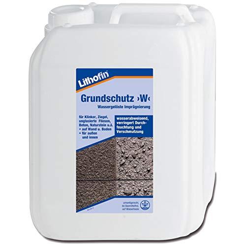 Lithofin Grundschutz W 5 Liter