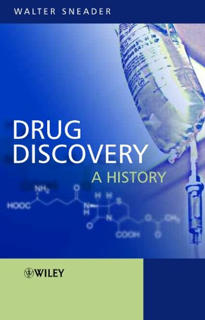 精査する失う数学者Drug Discovery: A History (English Edition)