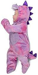 3. Princess Paradise Baby Girl's Sleepy Pink Dino