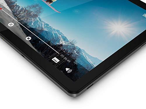 Lenovo IdeaPad Duet Chromebook (10,1 Zoll, 1920x1200, Full HD, WideView, Touch) Tablet-PC (Octa-Core, 4GB RAM, 64GB eMCP, WLAN, ChromeOS) blau-grau - 3