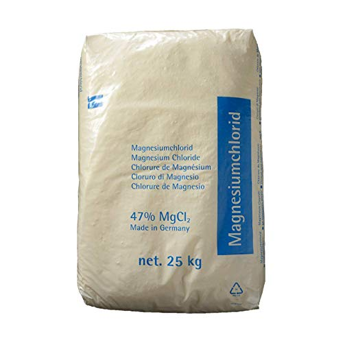Magnesiumchlorid 25kg - Made in Germany 0,99€/kg