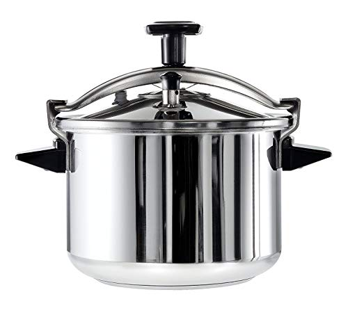 SEB AUTHENTIQUE 8 L Cocotte-minute Inox Induction Autocuiseur Fabriqué en France...