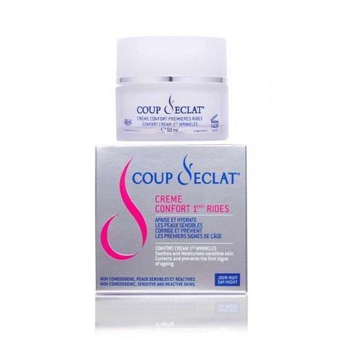 Coup d'Éclat Crème Confort 1ères Rides 50 ml