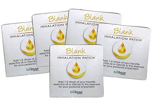 Blank Patch - Aromatherapy Inhalation Patch (5 Pack)