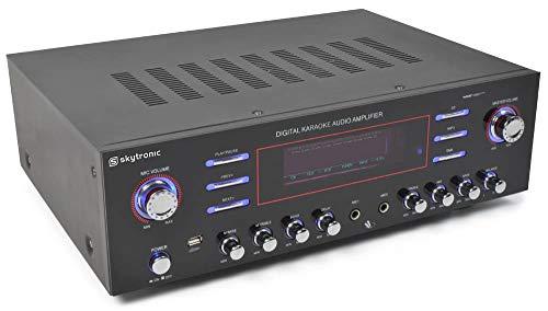Skytronic 103212–Verstärker Surround 5CH HQ MP3av-340