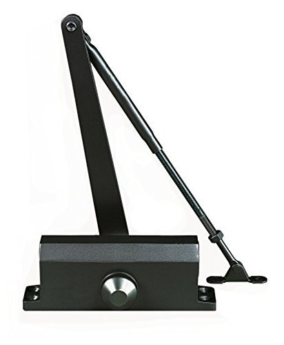 Cal-Royal 420 P Commercial Grade Door Closer, Size 2 Spring, Duronotic