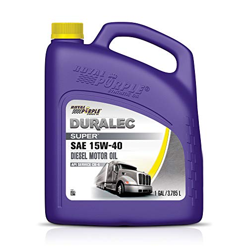 Royal Purple ROY04154 04154 15W40 Oil, 1 Gallon (128 Ounces)