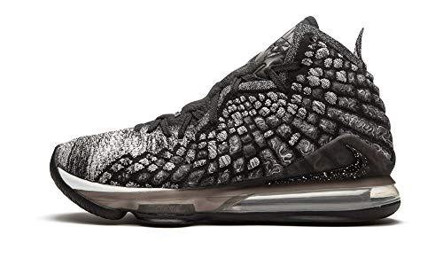 Nike Mens Lebron 17 Black/White Bq3177 002 - Size 13