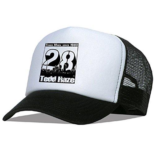Tedd Haze – Casquette en maille City Skyline Since 1980
