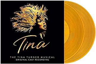 Tina: The Tina Turner Musical [Original Cast Recording] - Exclusive Limited Edition Gold Colored 2x Vinyl LP