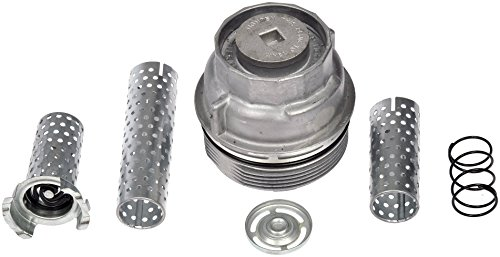 Price comparison product image Dorman 917-016CD Engine Oil Filter Cap for Select Lexus / Scion / Toyota Models,  Aluminum