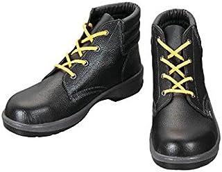 シモン 静電安全靴 編上靴 7522黒静電靴 26.5cm 7522S-26.5
