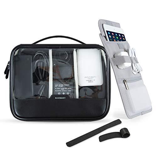bagsmart kabeltasche elektronik organizer tasche