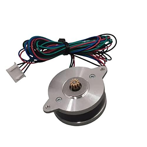 Alta qualità Obiter 4-Lead Nema14 motore passo-passo rotondo CE ROHS per estrusore Galileo e Orbiter Stampante 3D CNC lunghezza cavo 1000 mm