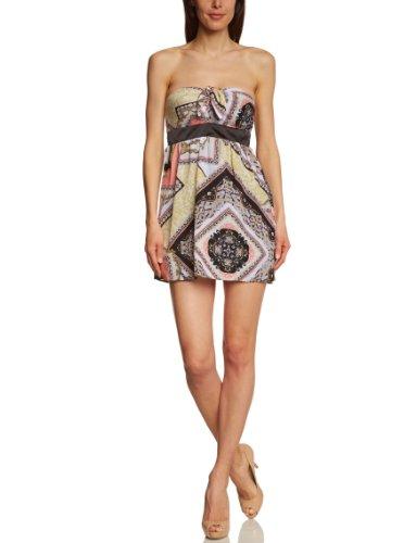 jane norman Damen Kleid (Mini) 38113, Gr. 40 (UK 14), Mehrfarbig (Multi)