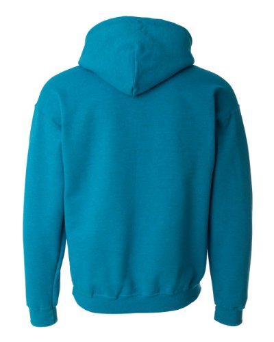 Gildan 18500 - Classic Fit Adult Hooded Sweatshirt Heavy Blend - First Quality - Ash Grey - Medium