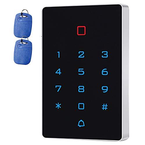 Best Bargain Supreform IP67 Plastic Case Outdoor Waterproof Universal 12-24VDC Digital Touch-Key Wir...
