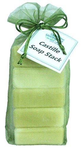Gluten-Free Savonnerie Castille Soap Stack