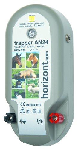 Horizont Trapper AN24 2.4J Range, électrificateur Combi