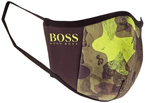 BOSS Unisex Mask Mund- und Nasenschutzmaske, Open Miscellaneous967, M