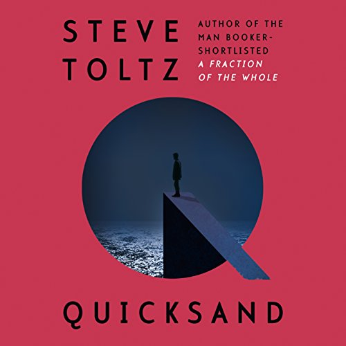 Quicksand audiobook cover art