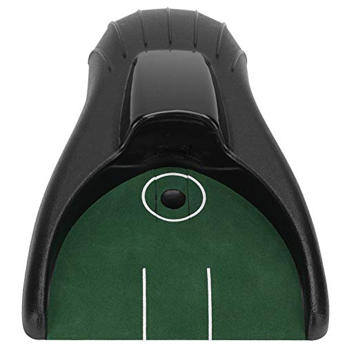 Seacanl Automatico Putting Cup, Put Returner Training Aid Golf Return Machine, Golf Auto Golf Ball Practice Tool Ritorno Automatico per l'allenamento Indoor