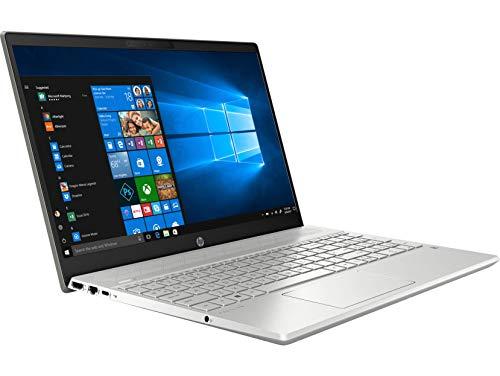 HP Pavilion 15.6-inch FHD Laptop (10th Gen i5-1035G1/8GB/1TB HDD + 256GB SSD/Windows 10/MS Office/2GB Graphics/Mineral Silver/1.85 kg), 15-cs3006tx