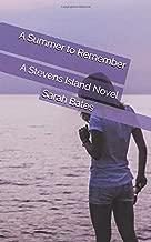 A Summer to Remember (Stevens Island) (Volume 18)