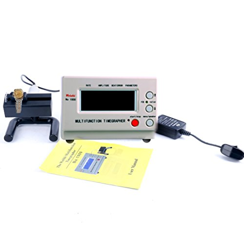 YaeTek Watch Timing Machine Tester Tools Multifunction Timegrapher