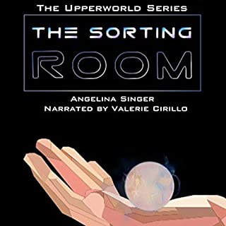 The Sorting Room audiobook cover art