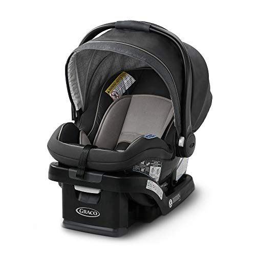 Graco SnugRide SnugLock 35 Infant Car Seat | Baby Car Seat, Redmond, Amazon Exclusive