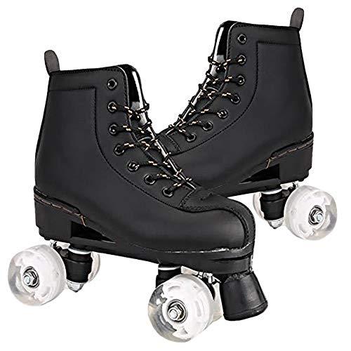 BENREN Patins à roulettes Lames Chaussures de Patinage de...