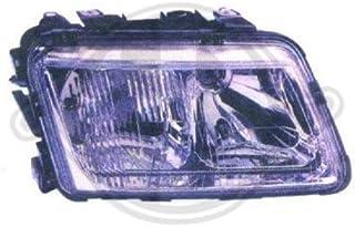 Audi Bordure de Phare antibrouillard Avant Droit Chrom/é v/éritable 8P0807681P 9B9