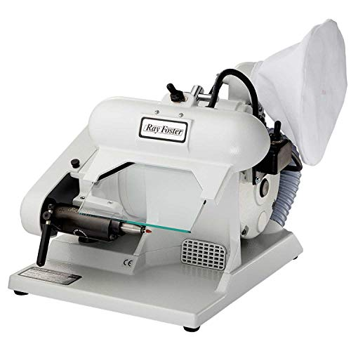 Find Discount Ray Foster AG04 Dental High Speed Alloy Grinder with Dust Collector and Automatic Spin...
