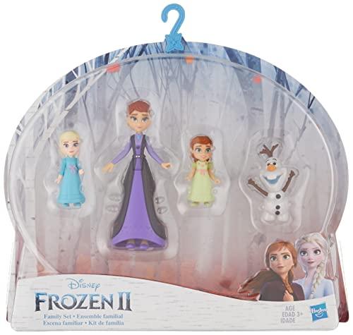 Disney Frozen Family Set Elsa & Anna Dolls with Queen Iduna Doll &...