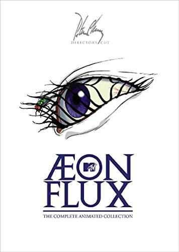 Aeon Flux - La collezione animata completa (DVD, 2005, 3 dischi)