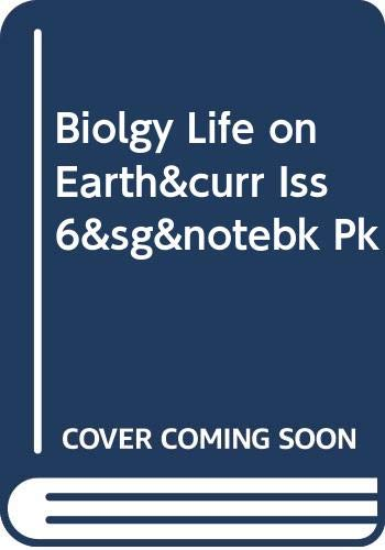 Biolgy Life on Earth&curr Iss6&sg&notebk Pk