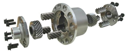 Eaton 913A582 Detroit Truetrac 32 Spline Differential for Nissan Titan