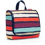 Reisenthel toiletbag XL Vanity 28 Centimeters 4 Multicolore (Artist Stripes)