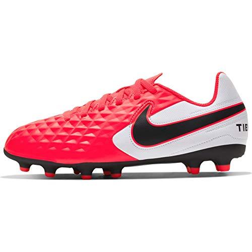 Nike Jr. Tiempo Legend 8 Club MG, Running Shoe Unisex niños, Carmesí...