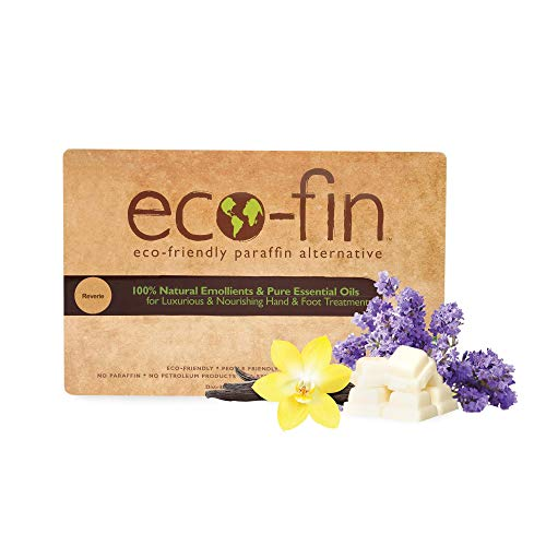 Eco-Fin Reverie Paraffin Wax Alternative | 100% Plant-Based, Lavender & Vanilla Blend | 40 Pc. Tray