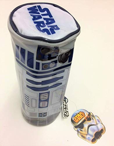 R2D2 Barrel Pencil Case - Star Wars - Officially Licensed Product