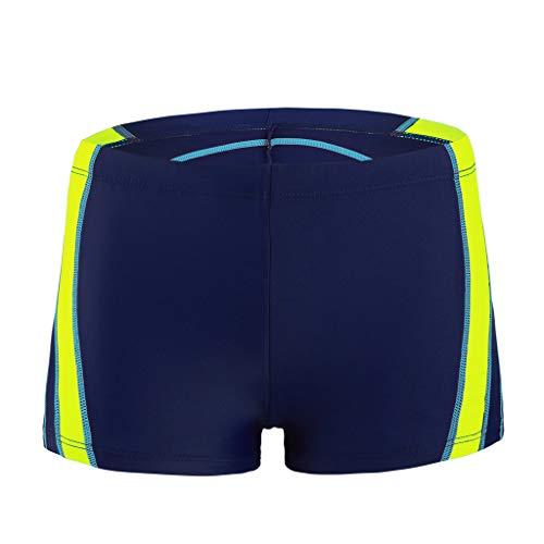 RANTA 2020 Neujahr Herren Sommer Badeshorts Swimming Trunks Beach Shorts Billig Badehosen mit verstellbarem Tunnelzug & Taschen für Surfen