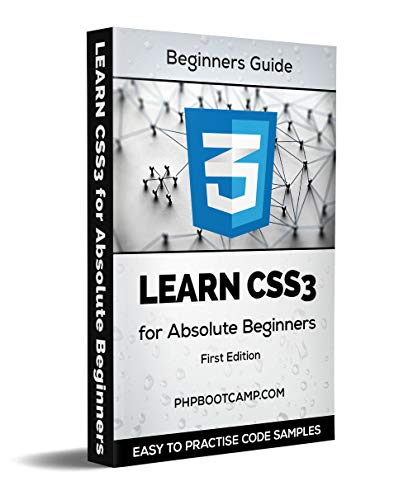 Learn CSS: Basics of Cascading Style Sheet Front Cover