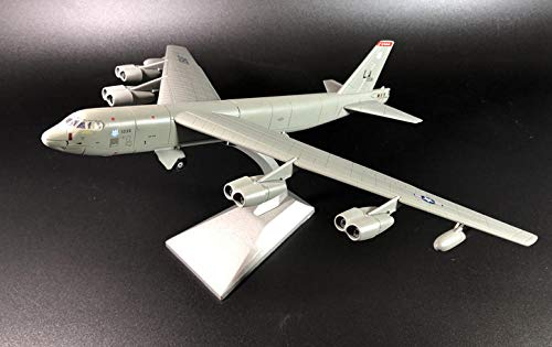 LKHJ 1: 100 Scala 1/100 US A-10 Thunderbolt Hog Fighter Diecast Metal Airplane Aircraft Model Children Boy Toy-(200) B-52