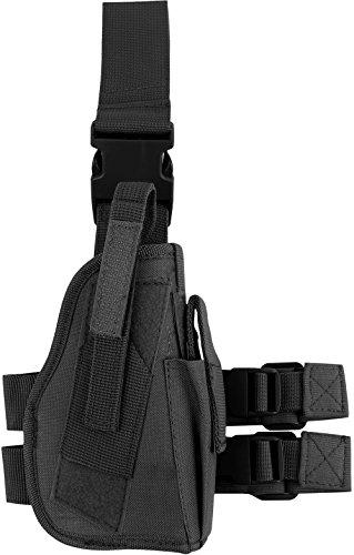 Black Snake Tiefziehholster Pistolenholster 3 Farben Links oder rechts wählbar Schwarz Rechts