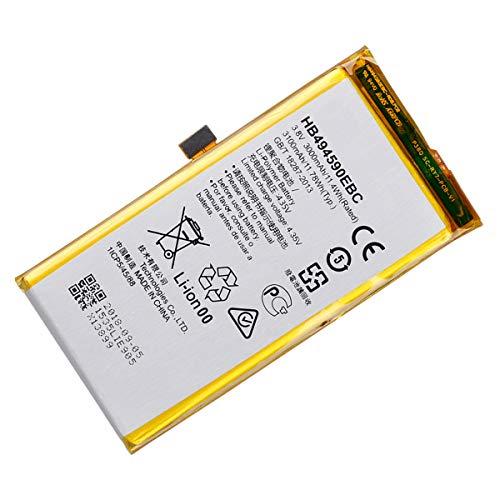E-yiiviil Batería de repuesto HB494590EBC compatible con Huawei Honor 7 Huawei Ascend G620S con herramientas