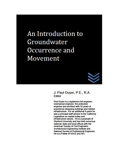 An Introduction to Groundwater Occurrence and Movement