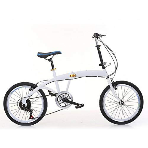 Bicicleta plegable de viaje Aohuada